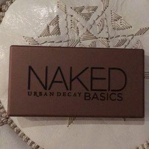 Naked urban decay basics pallet